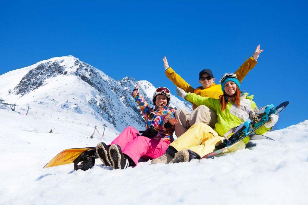 Packliste für die Ski-Klassenfahrt
