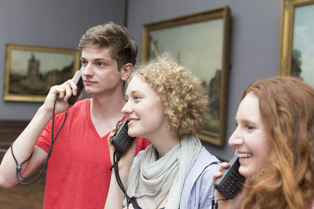 Einen Besuch wert: Die Dresdner Museen sind nicht nur für Kunstliebhaber interessant.