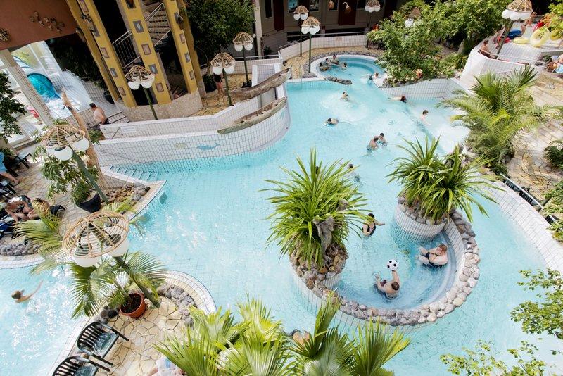 Badespaß ist im Center Parcs garantiert