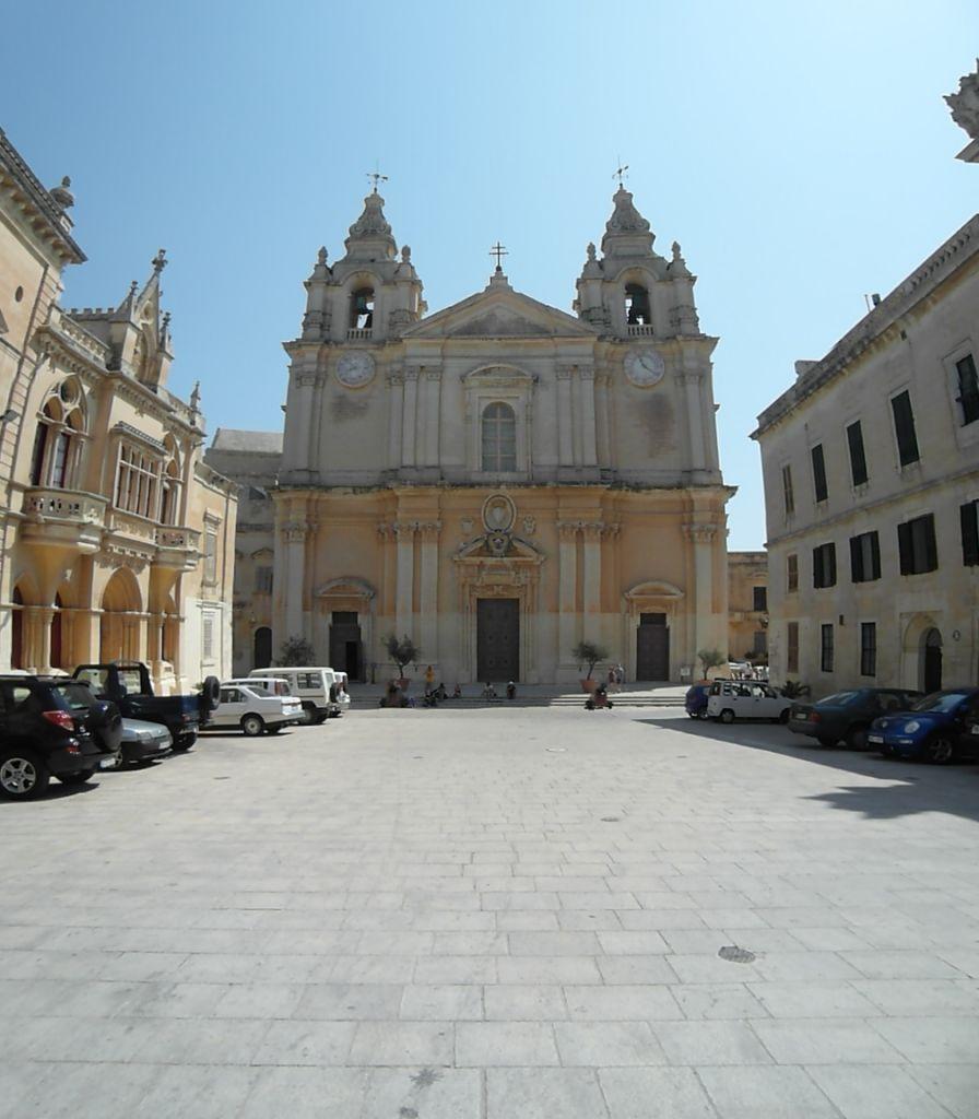 An architektonischen Sehenswürdigkeiten mangelt es auf Malta nicht.