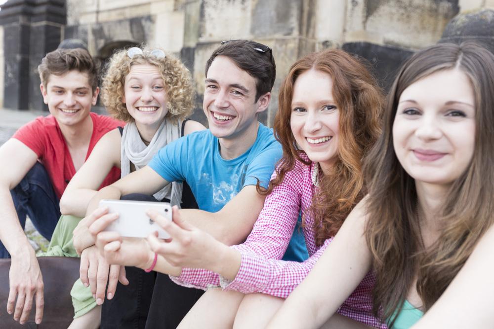 Apps sind bei vielen Schülern auch auf Klassenfahrt der Renner!