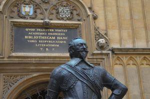 Klassenfahrt auf den Spuren von William Shakespeare