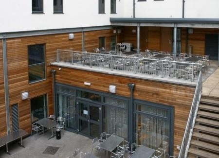 Außenansicht Smart City Hostel Edinburgh