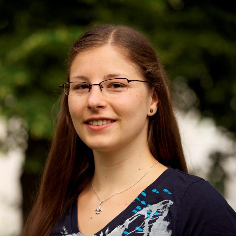 Unsere Reiseexpertin Vivien Reichenbach