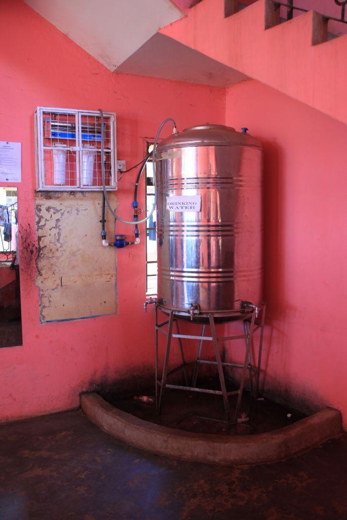 Herolé hilft bei der Implementierung von Wasserfiltertechnologien.