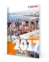Katalog Klassenfahrten Aktionsreisen 2017