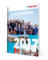Klassenfahrten Katalog 2017