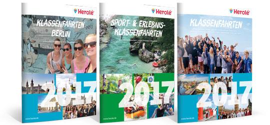 HEROLÉ Kataloge 2017