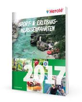 Herolé Katalog Sport- und Erlebnisreisen 2017