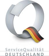 Siegel Service Qualität Deutschland
