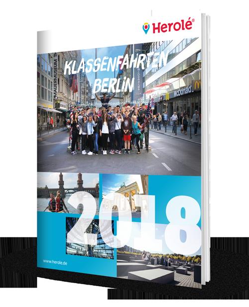 Katalog Berlin Klassenfahrten 2018