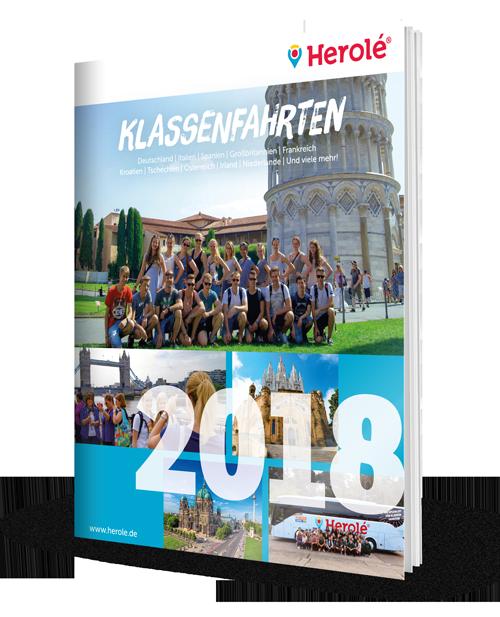 Klassenfahrten Katalog 2018