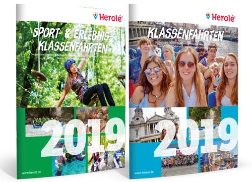 Entdecken Sie unsere Klassenfahrten in über 130 Reiseziele in Europa in unserem Katalog! Jetzt kostenlos zusenden lassen!