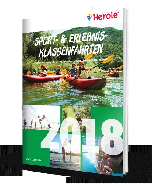 Herolé Katalog Sport- und Erlebnisreisen 2018