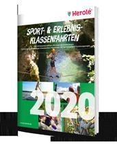 Katalog Sport- & Erlebnisreisen 2020