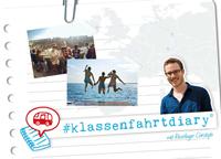 Auf Klassenfahrt mit HEROLÉ: Nutzen Sie das #klassenfahrtdiary für den Erfahrungsaustausch zu Ihrer Reise