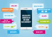 Nutzen Sie die Möglichkeit die vielseitigen Apps für die Klassenfahrten zu nutzen